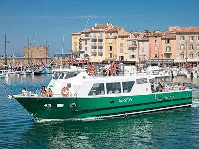 Bateau Vert am Golfe de St. Tropez