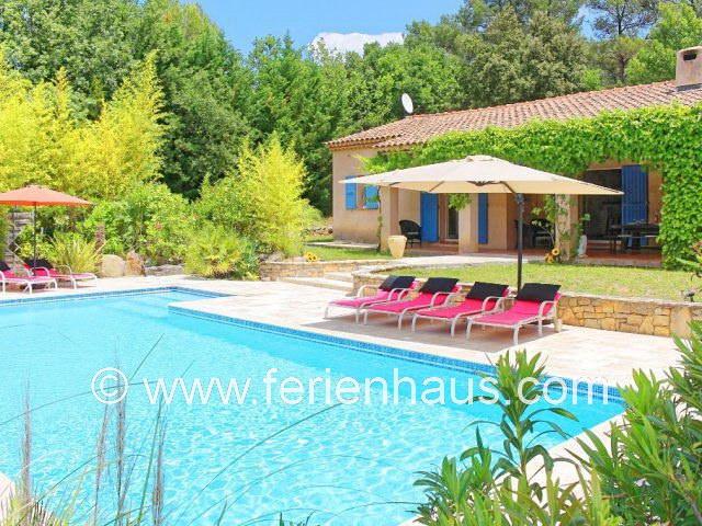 Ferienhaus Provence mit Pool bei Flayosc