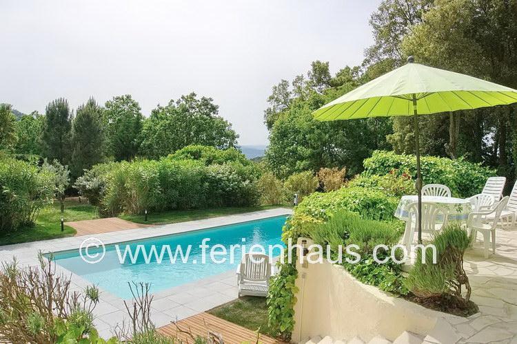 Villa bei La Garde Freinet mit privatem Pool und großem Garten