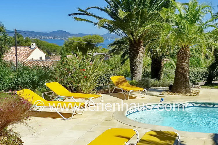 Ferienwohnung Provence am Strand, Les Issambres