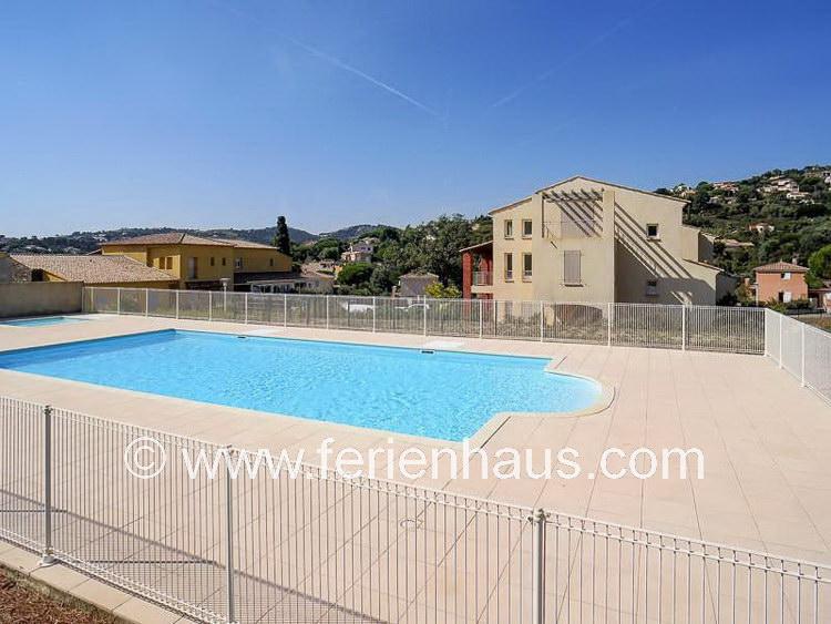 Ferienhaus in Südfrankreich, strandnah, Pool zur Mitbenutzung