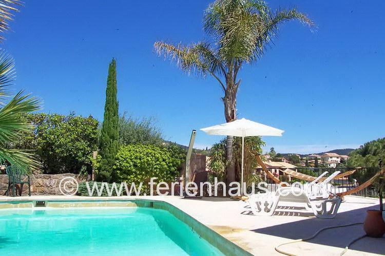 Ferienhaus Provence, am Strand, mit Pool