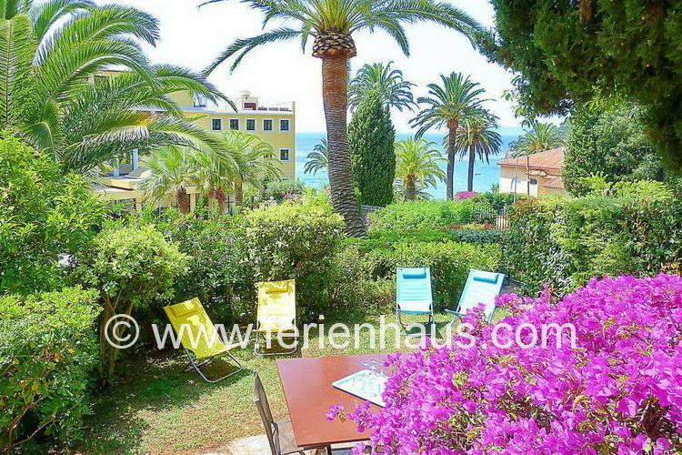Ferienhaus Provence am Strand, Hund erlaubt