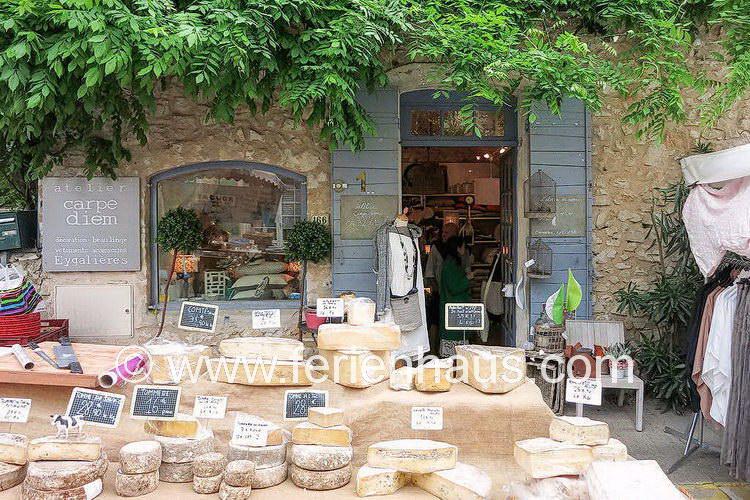 Impression aus der Provence in Südfrankreich