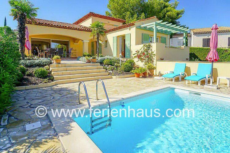 Villa Provence mit Pool in St. Aygulf in Südfrankreich