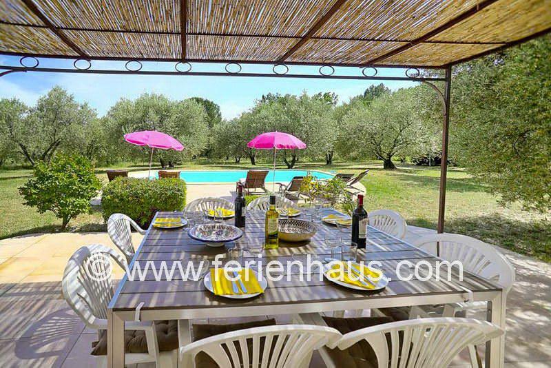 Ferienhaus Provence mit Pool, Hund erlaubt, in Seillans