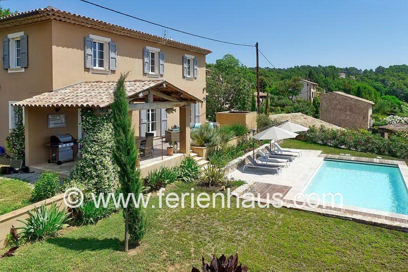 Ferienhaus mit Pool in Lorgues PRV113