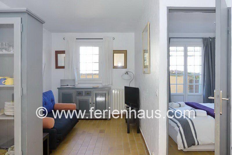Separates Schlafzimmer und Wohnbereich in La Garde-Freinet