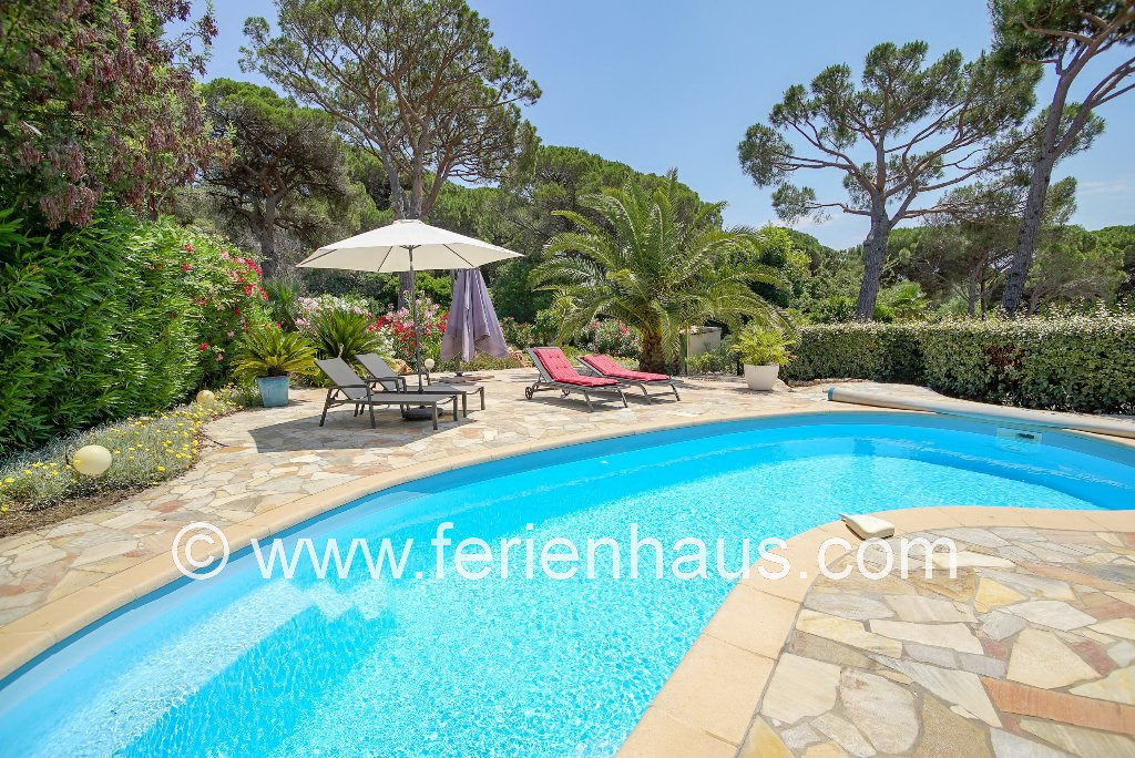 Ferienhaus Provence, privater Pool, am Meer, Les Issambres