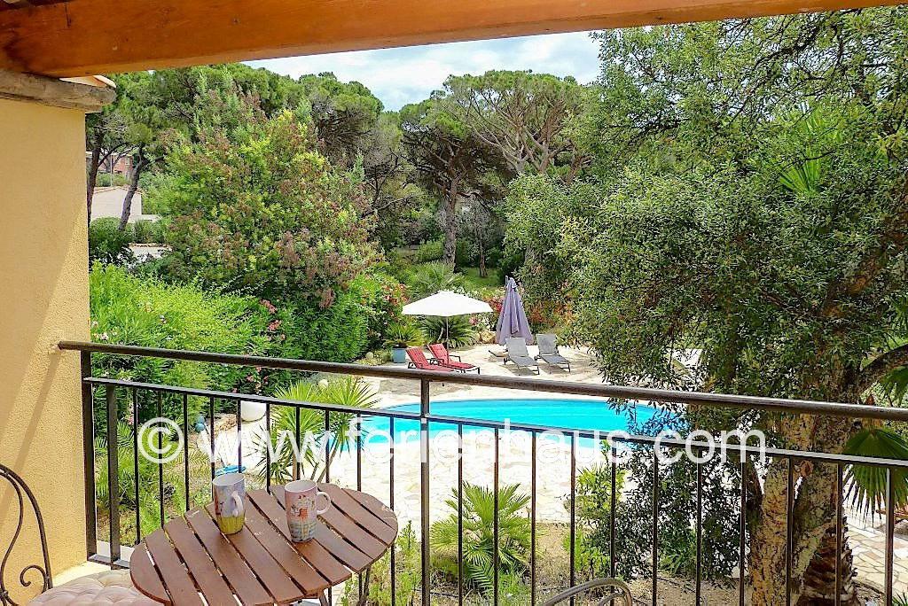 Ferienhaus Provence, strandnah, Pool, Garten