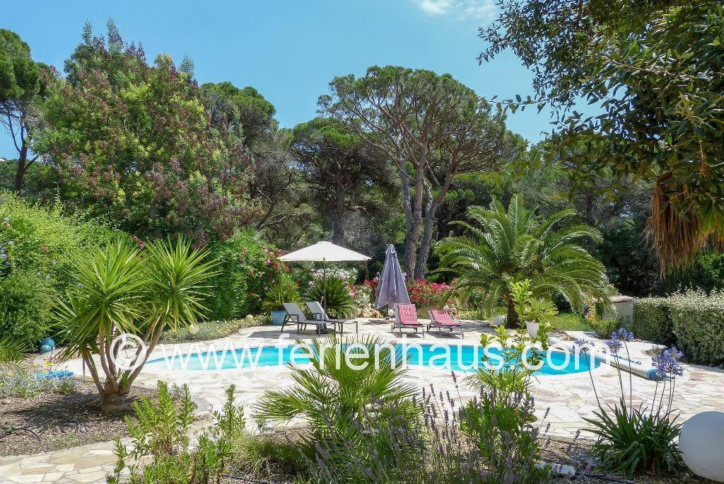 Ferienhaus Südfrankreich, Pool, am Strand, Les Issambres