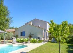 Ferienhaus mit privatem Pool in Oppede, Provence