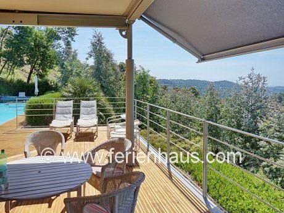 Ferienhaus Provence mit Pool, 4 Personen, bei Cannes