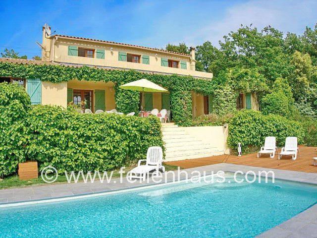 Villa mit privatem Swimmingpool bei La Garde Freinet, Südfrankreich