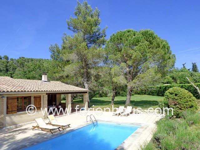 Ferienhaus Provence mit Pool, Hund erlaubt, Menerbes
