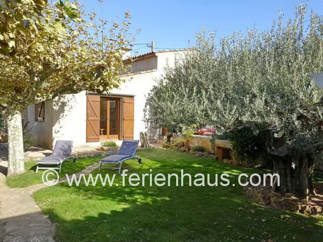 Ferienhaus Provence in Aups für 2-5 Personen, Hund erlaubt