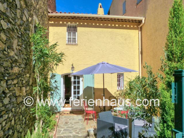 Ferienhaus Provence, 2-4 Personen, La Garde Freinet