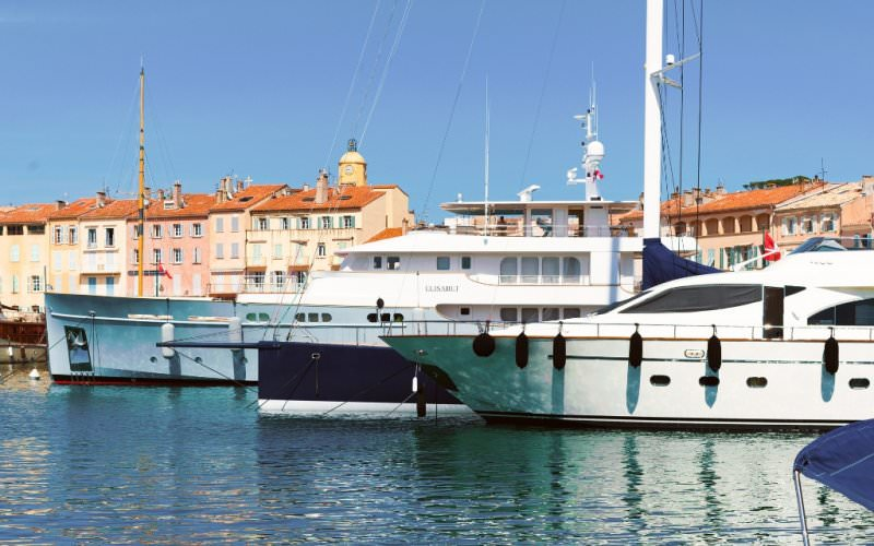 Côte d'Azur: Saint Tropez Umgebung