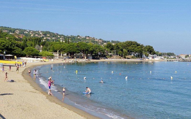 Ferien in Les Issambres am Golf von St. Tropez